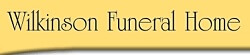 Wilkinson Funeral Home